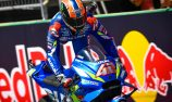 Rins wins, Miller on podium after Marquez crashes out of lead