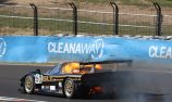 Major fire in support category practice session at Bathurst