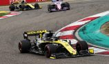 Ricciardo: Renault still has work to do after another DNF