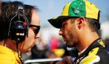 Ricciardo: Renault acting 'too clever' on car set-up