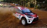 Bates brothers top Australian Rally Championship opener