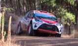 Harry Bates heads Toyota one-two in Forest Rally Heat 1