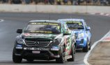 Harris slices through the field to take SuperUtes Race 2 win