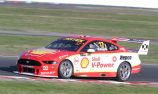Mustangs top Sunday practice, van Gisbergen misses Top 10