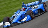 Rookie Rosenqvist pips Dixon to Indy road course pole