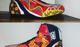 McLaughlin to wear indigenous boots for charity in Darwin