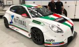 TCR Australia Alfa Romeos break cover