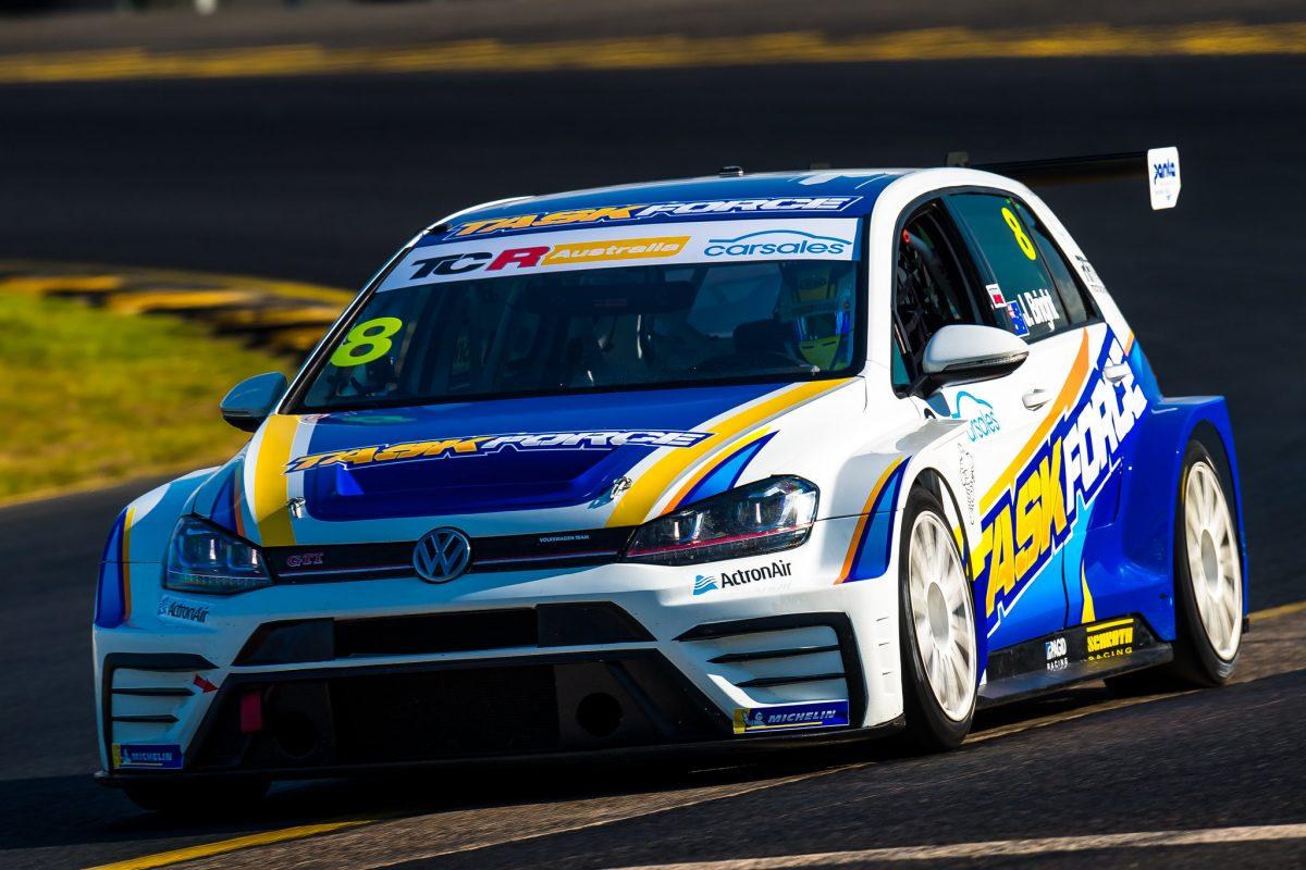 Bright scores landmark first TCR Australia victory - Speedcafe