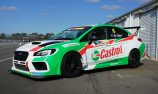 Castrol backing for Molly Taylor TCR Subaru