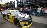 Dover NASCAR race postponed due to rain