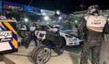 WAU fined for line locker breach during Race 11