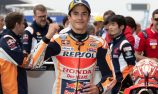 Marquez prevails after early challenges from Petrucci, Miller