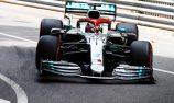 Hamilton snatches pole in Mercedes lockout in Monaco