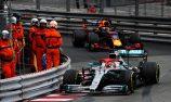 Hamilton withstands Verstappen pressure to win Monaco GP