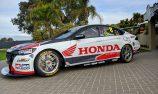 Honda backing for Percat Holden