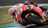 Marquez wins, heartbreak for Quartararo at Jerez
