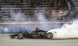 Newgarden holds off Rossi for Texas win