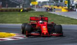 Ferrari asks for official review of Vettel penalty