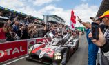 Alonso/Buemi/Nakajima win Le Mans after heartbreak for sister Toyota