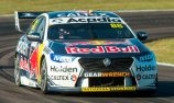 Cracked chassis 'wasn't making any sense' for Whincup