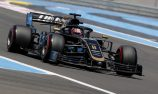 French DNF has silver lining for Grosjean