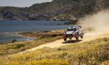 VIDEO: Rally Italia Sardegna route