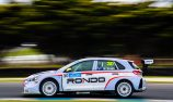 Brown avoids chaos to head Hyundai 1-2 in Race 3