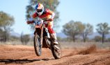 David Walsh converts for first Finke triumph