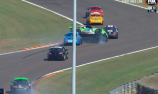 Driver hospitalised after Aussie Racing Cars rollover