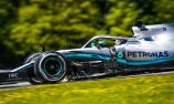 Hamilton to start fourth after grid penalty