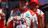 McLaughlin dedicates victory to absent engineer