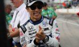 Takuma Sato claims Texas IndyCar pole