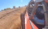 VIDEO: Rick Kelly drives a Finke Desert Race buggy