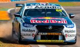 Whincup reveals 'fundamental' clutch issue