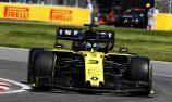 'Sweet' second row start for Ricciardo