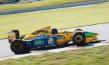 Quinn to drive Schumacher's Benetton at Goodwood