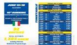 Michelin WRC Racecard: Rally Italia Sardegna
