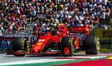 Ferrari boss 'ashamed' with F1 tyre decision