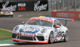 Love fastest on Friday in Carrera Cup despite injury