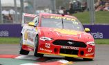 Coulthard tops final Supercars practice in Townsville