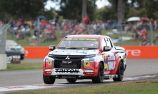 Lights-to-flag win for Crick in SuperUtes Race 1