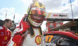 McLaughlin pips Mostert to pole for Race 20 at QR