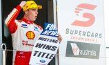 McLaughlin fined $13k for post-race celebrations