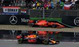 Verstappen wins chaotic German GP from Vettel