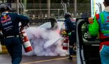 Stewards confirm no breach of rules for pit lane fire