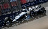 Pagenaud holds off Dixon to win in Toronto