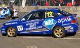Third generation Johnson makes car racing debut