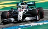 Ferrari suffers double failure as Hamilton takes pole