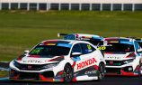 TCR Civic switch for D'Alberto and Martin at The Bend