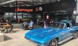 Tony Longhurst opens car collection, cafe to the public